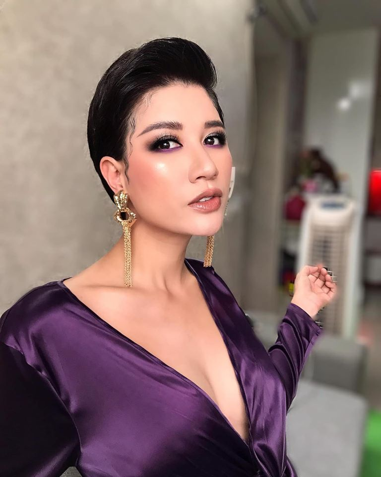 """Nhan sắc Trang Trần – cựu người mẫu """"tố"""" thầy của Ánh Viên nợ tiền """"khủng"""" không trả"""