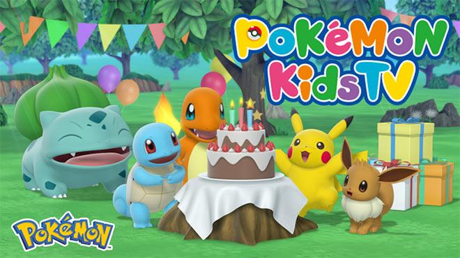 Chính thức ra đời kênh Pokémon Youtube bản tiếng Anh cho trẻ