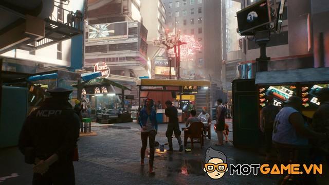 CD Projekt Red quyết định hủy dự án Cyberpunk Multiplayer?
