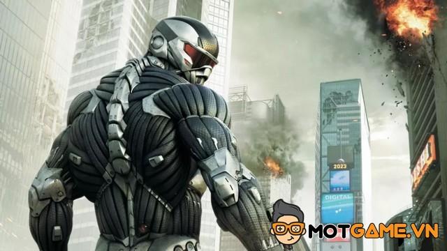 Crytek tiết lộ Crysis 2 Remastered đang trong giai đoạn phát triển?