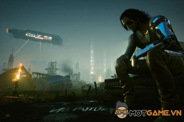 Cyberpunk 2077 phải dời lịch ra mắt bản cập nhật 1.2 vì quá đen