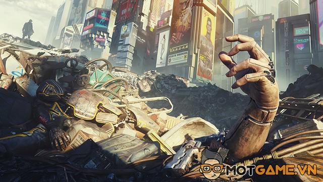 Cyberpunk 2077: Bản cập nhật mới lại khiến người chơi phải cạn lời