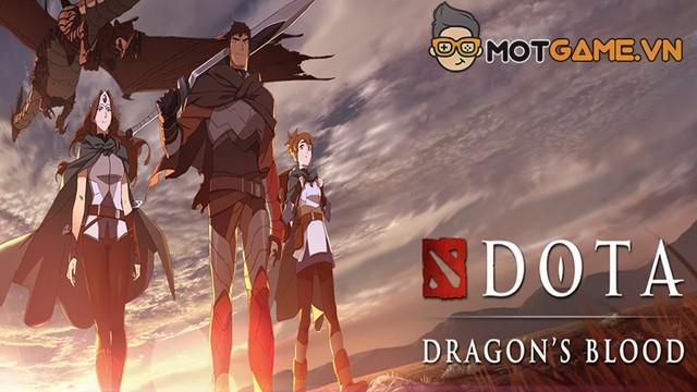 DOTA: Dragon's Blood, những thông tin về bộ anime DOTA của Netflix