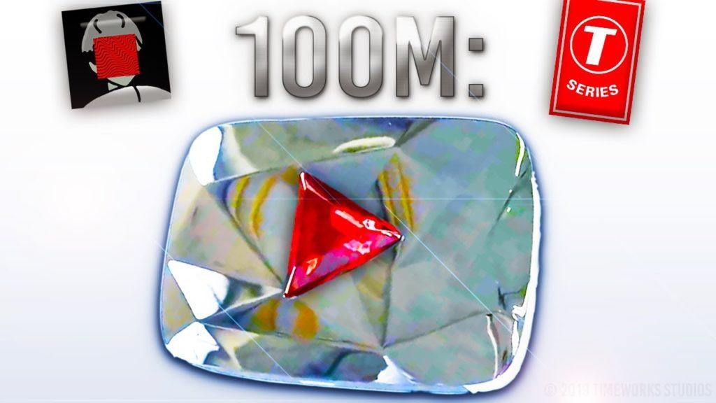 """Game thủ """"bỏ xa"""" FapTV nhận nút kim cương đỏ của YouTube là ai?"""