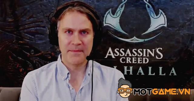Ubisoft chia tay sếp lớn của dự án Assassin's Creed Valhalla