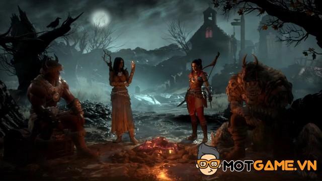 Siêu phẩm nhập vai Diablo 4 và những sự kiện, tính năng thú vị