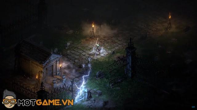 Diablo 2: Resurrected sẽ cho phép người chơi sử dụng tệp lưu game cũ