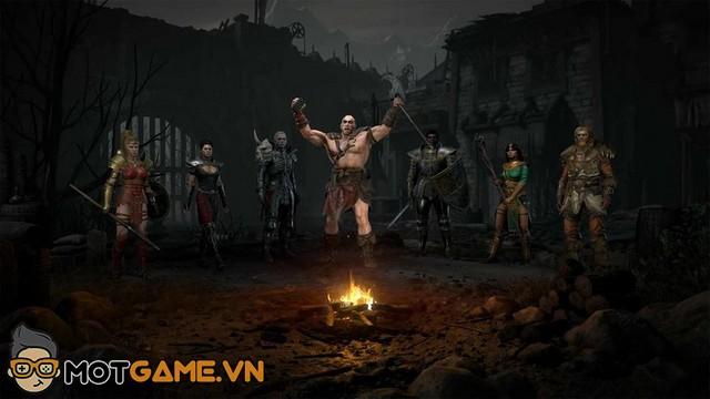 Diablo 2: Resurrected: Gợi ý những nhân vật phù hợp cho game thủ hệ solo