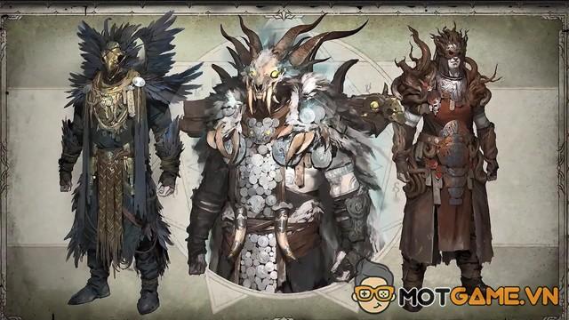 Druid trong Diablo 4 có gì khác so với Diablo 2: Resurrected?