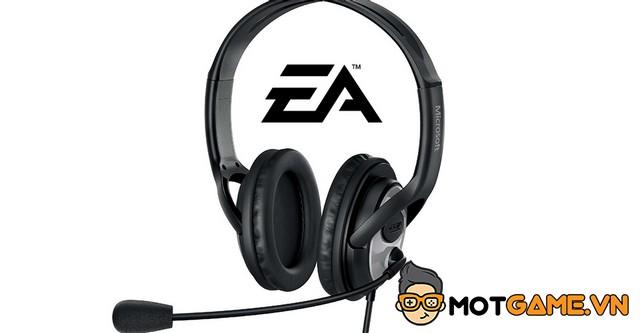 Electronic Arts dự định phát triển hệ thống giao tiếp in-game mới