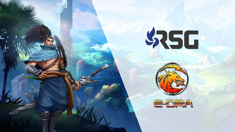 RSG trở thành đội tuyển Esports Tốc Chiến đầu tiên nhận được tài trợ tại Việt Nam