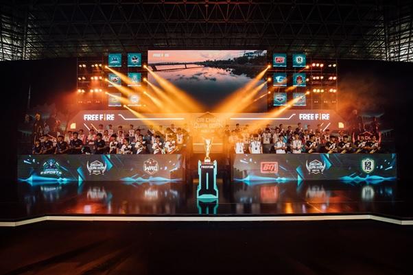 """DZ Esports vô địch """"Đại Chiến Quân Đoàn"""" – Free Fire hé lộ giải đấu kỹ năng mới toanh!"""