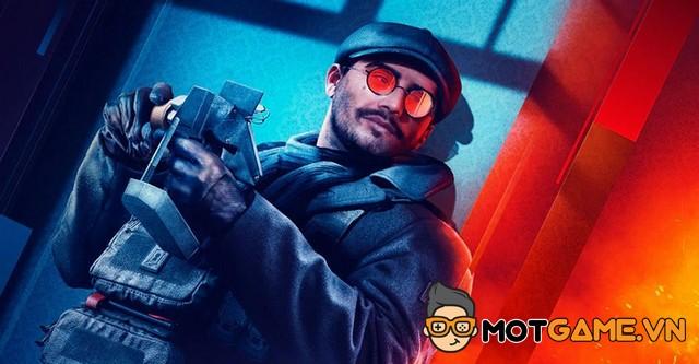 Rainbow Six Siege hé lộ lai lịch của siêu trộm Flores