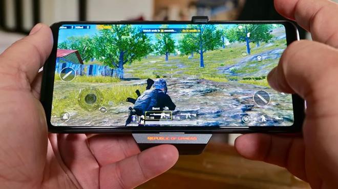 Đây là chiếc smartphone mà game thủ nào cũng mong mỏi