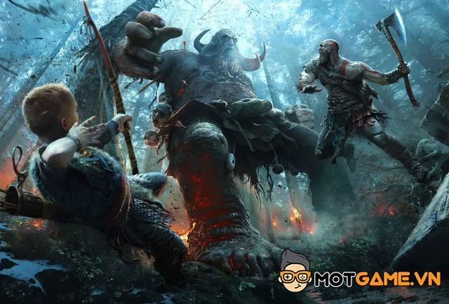 God of War: Fallen God sẽ giải đáp những câu hỏi bấy lâu của game thủ
