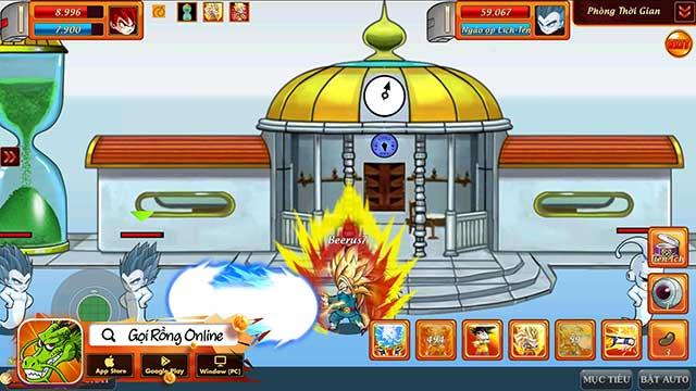 Gọi Rồng Online gây ngạc nhiên khi cho phép game thủ trao đổi KNB