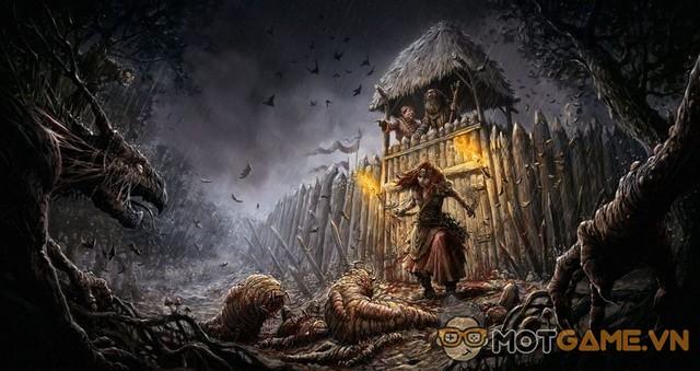 Gord: Tựa game phiêu lưu đậm chất dark fantasy đầy triển vọng