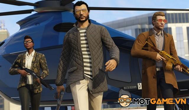 Grand Theft Auto Online đã có một năm 2020 thành công rực rỡ