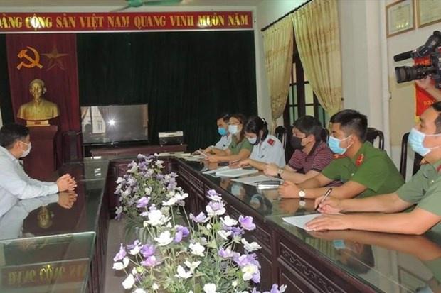 Người đăng tin sai sự thật về Covid-19 ở Hà Nam bị phạt 7,5 triệu đồng