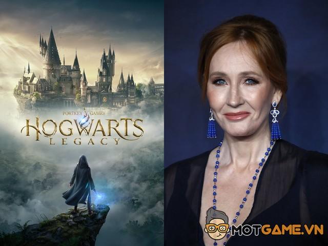 Hogwarts Legacy và những lùm xùm liên quan tới tác giả Harry Potter
