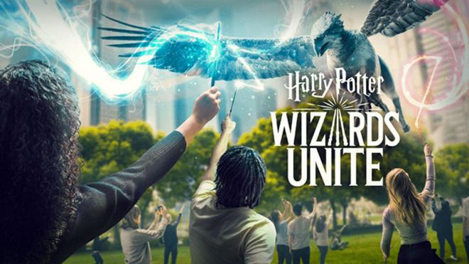 """""""Hot game"""" Harry Potter AR đã có mặt trên iPhone trên 25 quốc gia"""