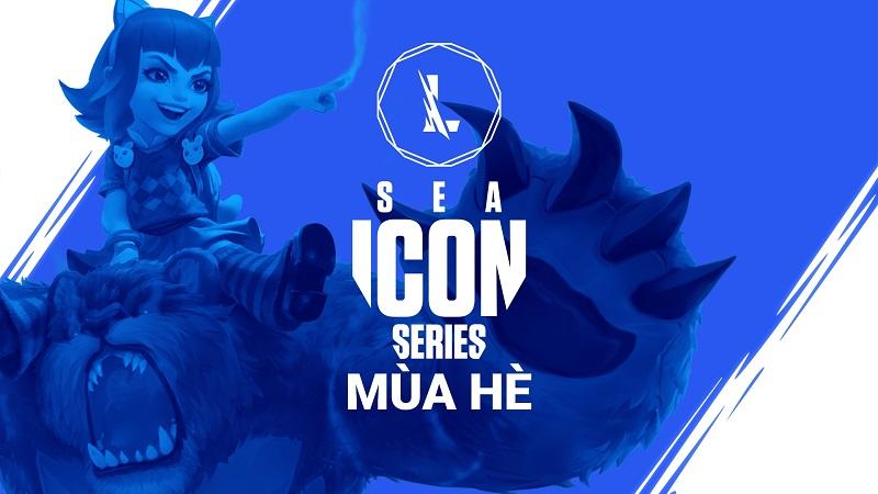 Icon Series SEA: Danh sách 10 đội tuyển chính thức góp mặt trong giải Mùa Hè 2021
