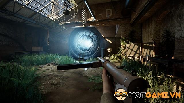 Industria – Game bắn súng kinh dị lấy cảm hứng từ BioShock và Half-Life 2