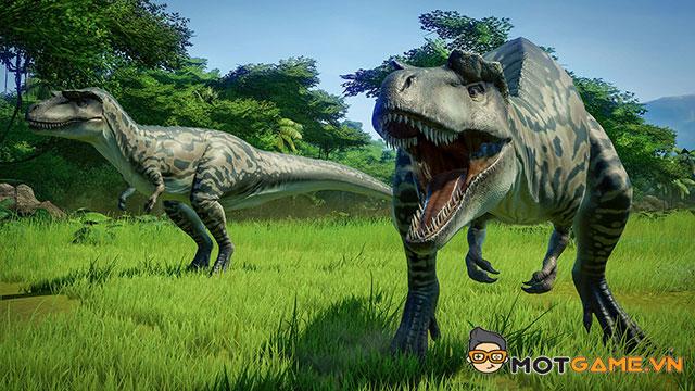 Đầu năm sang chảnh với Jurassic World Evolution miễn phí trên Epic Store