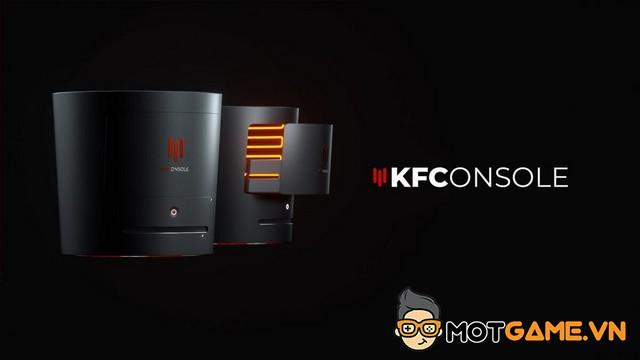 Chán thức ăn nhanh, KFC bất ngờ chuyển sang làm máy chơi game?