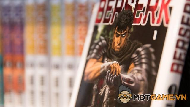 Manga Berserk drop vĩnh viễn vì tác giả Kentaro Miura đột ngột qua đời?
