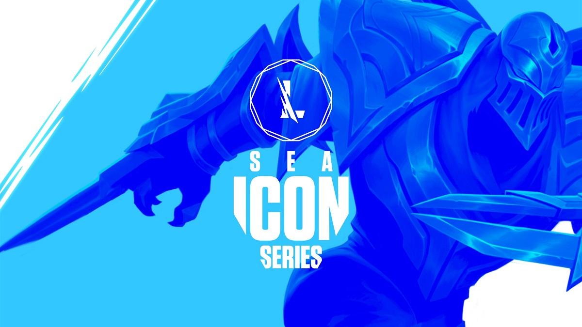 Lịch thi đấu Icon Series SEA mùa Hè 2021 Vòng Play-Off