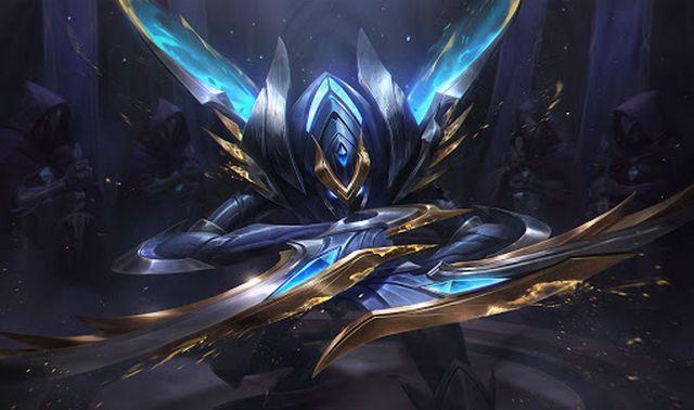 Tốc Chiến: Bí kíp nhập môn với vị tướng mới Kha'Zix – Sát thủ Hư Không
