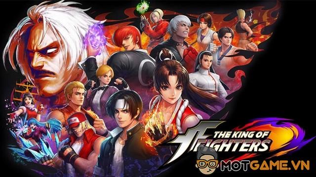 King of Fighters 15 tung trailer giới thiệu nhân vật Meitenkun