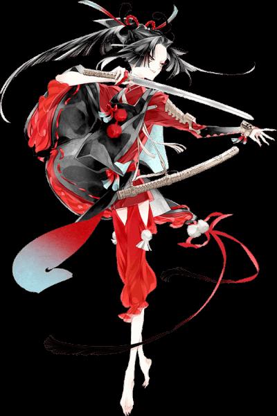 Kogarasumaru – Cánh quạ đen ma mị