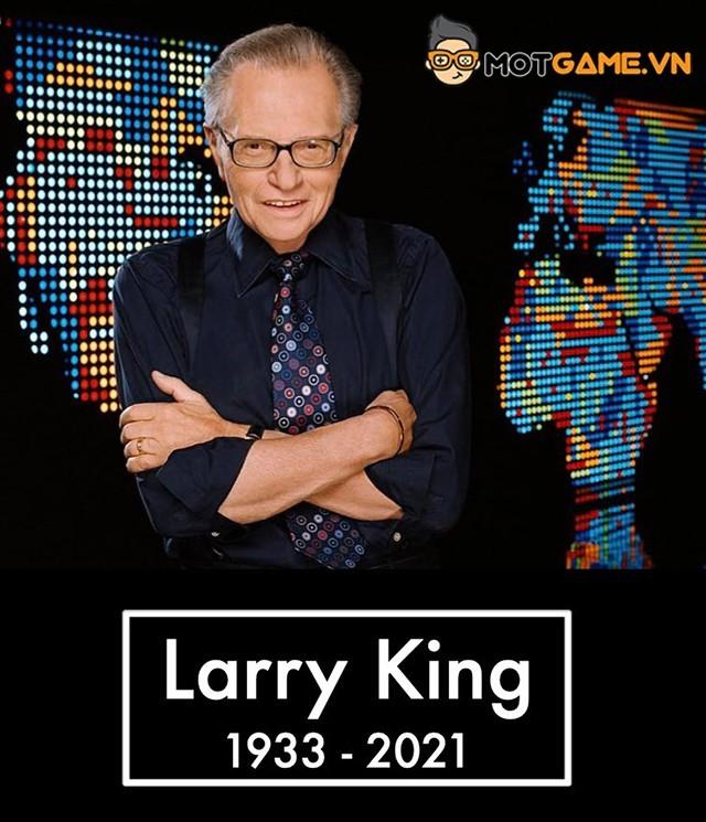 Huyền thoại talk show nước Mỹ Larry King qua đời ở tuổi 87