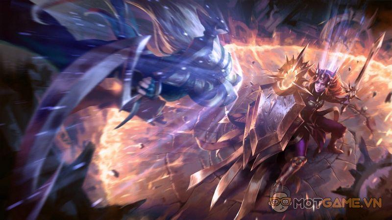 Tốc Chiến: Leona lên đồ theo hướng sát thương chủ lực, tại sao không?
