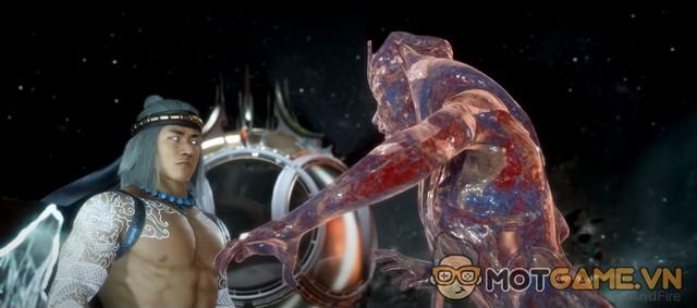 Cốt truyện Mortal Kombat: Trận chiến cuối cùng – P.Cuối