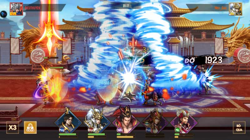"""Chán game 3Q chibi, thử ngay Loạn Tam Quốc 2 với hình ảnh Tam Quốc cực """"real"""""""