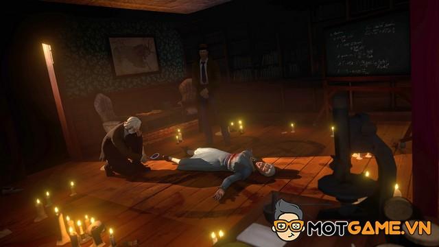 Arkham Horror: Mother's Embrace – Game kinh dị đậm chất Lovecraftian