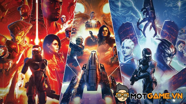 Mass Effect Legendary Edition sẽ không bao gồm DLC Pinnacle Station