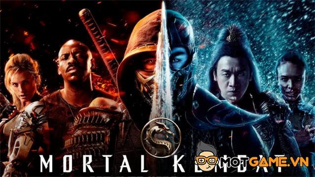 Mortal Kombat 2021 có gì khác so với phiên bản 1995?