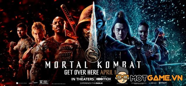 Mortal Kombat: Warner Bros chăm chỉ 'khoe' poster phim mới