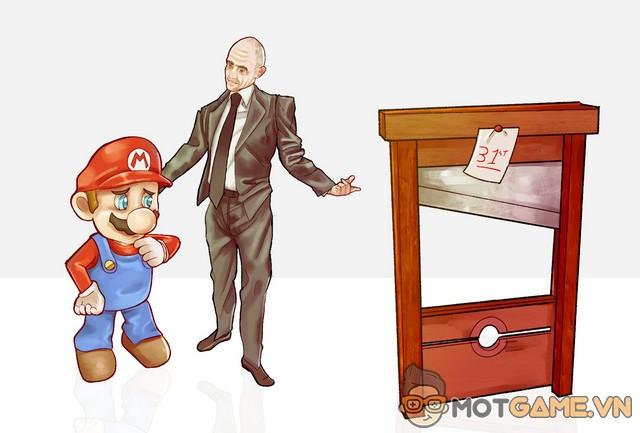 """Nguồn gốc phong trào meme """"Cái chết của Mario"""""""