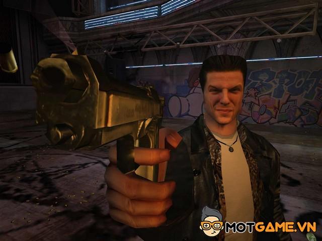 Game thủ 'nổi hứng' port game Max Payne lên PS Vita