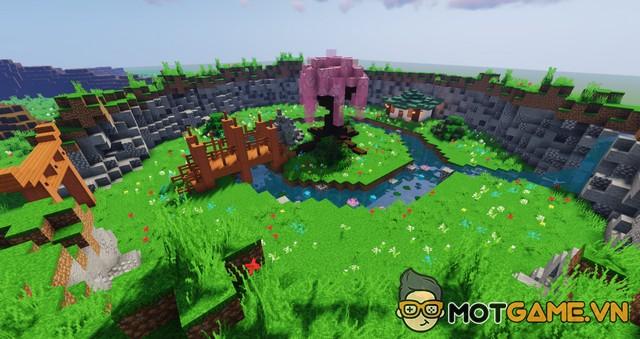Công ty làm vườn tuyển thợ trong Minecraft với mức lương hấp dẫn