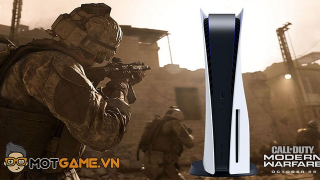 Call of Duty: Modern Warfare gặp lỗi khiến game thủ PS5 nghỉ chơi