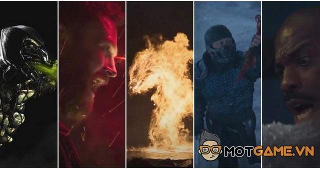 Mortal Kombat 2021: Những nhân vật sẽ có mặt trong phim