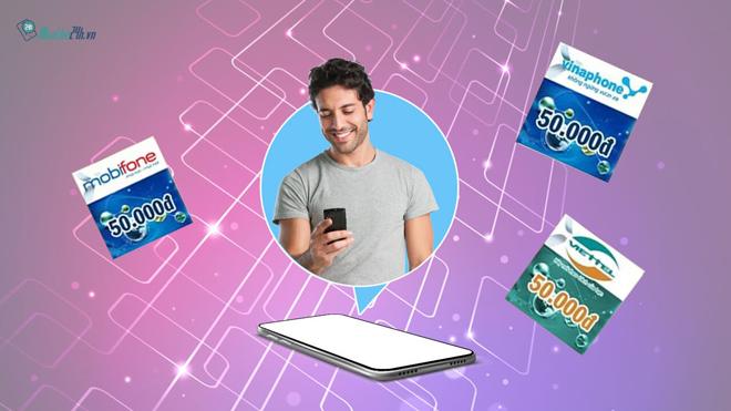 Muathe24h.vn cung cấp dịch vụ mua thẻ điện thoại, thẻ game giá rẻ