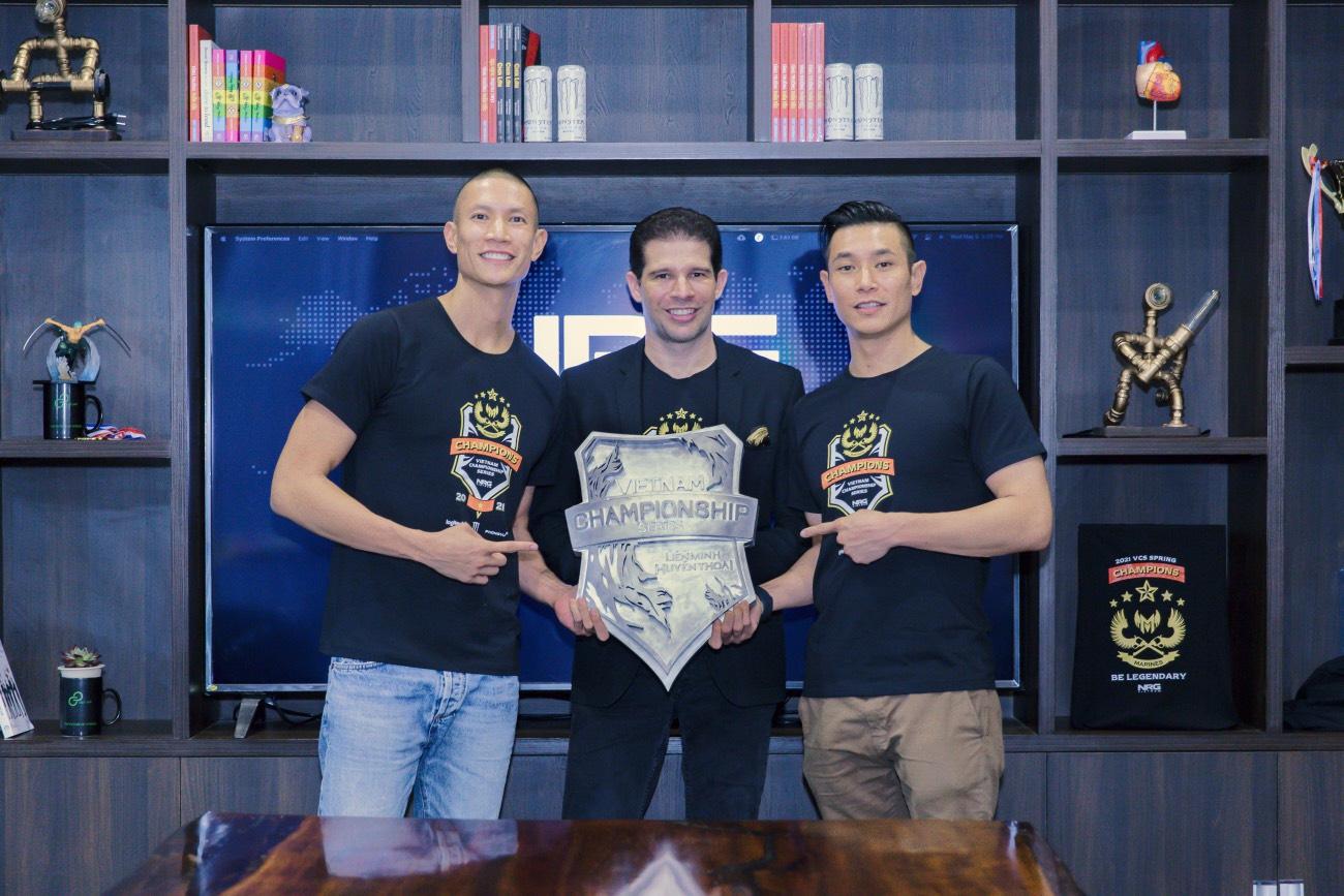 CMG.ASIA bắt tay NRG eSports đưa game thủ Việt vươn tầm thế giới