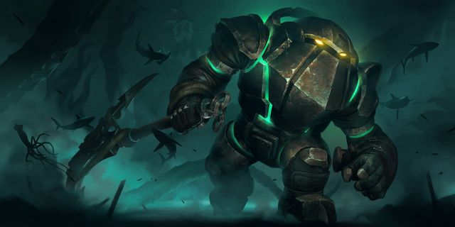 Riot dự định mang Nautilus trở lại Rừng với những chỉnh sửa trong phiên bản 11.11